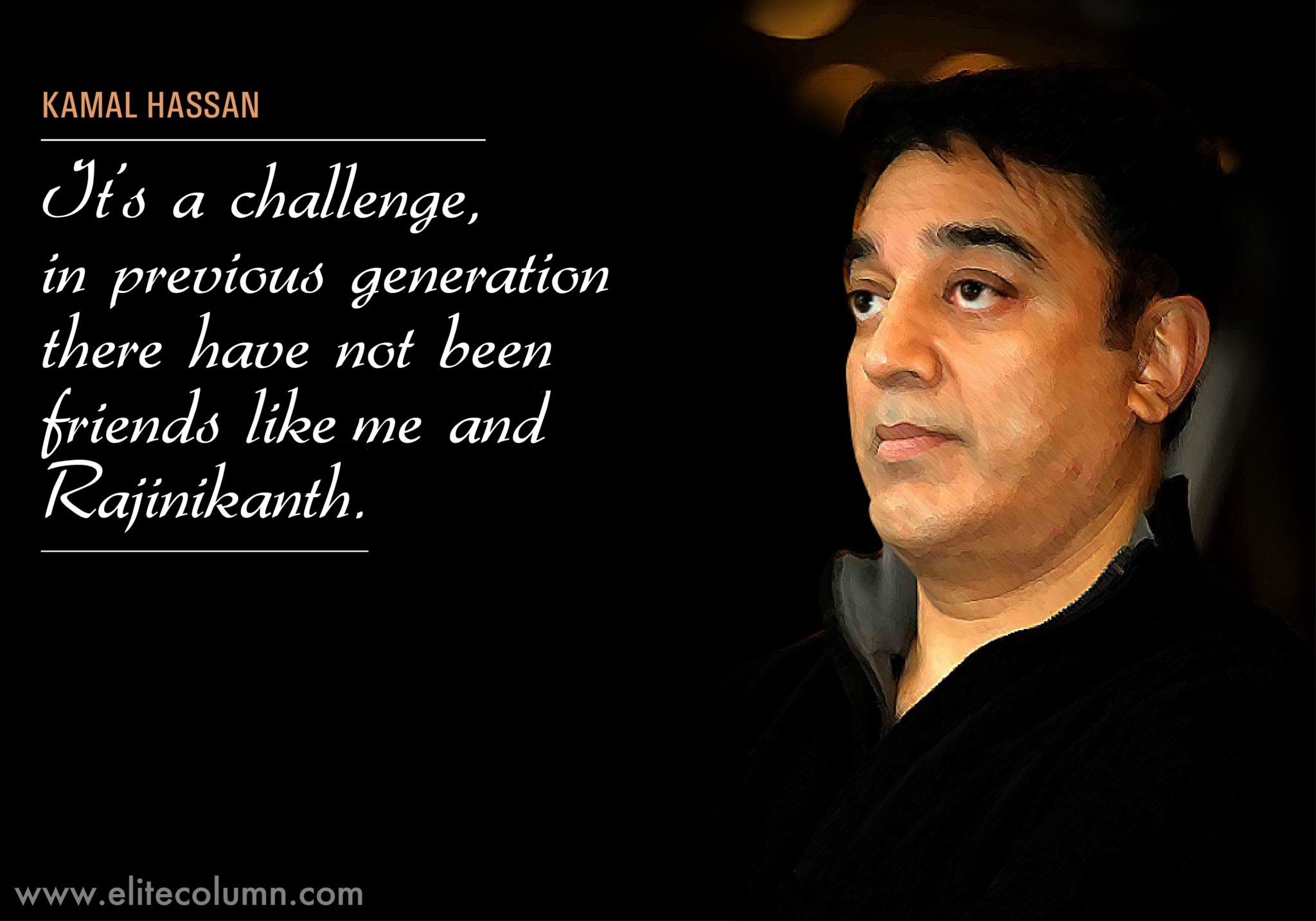Iconic Kamal Hassan Quotes That Are Full Of Valuable Insights