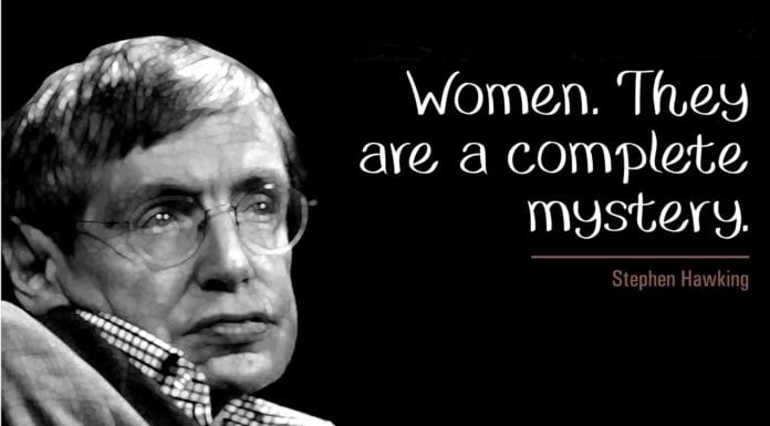 Stephen Hawking Quotes On Women And Mystery
