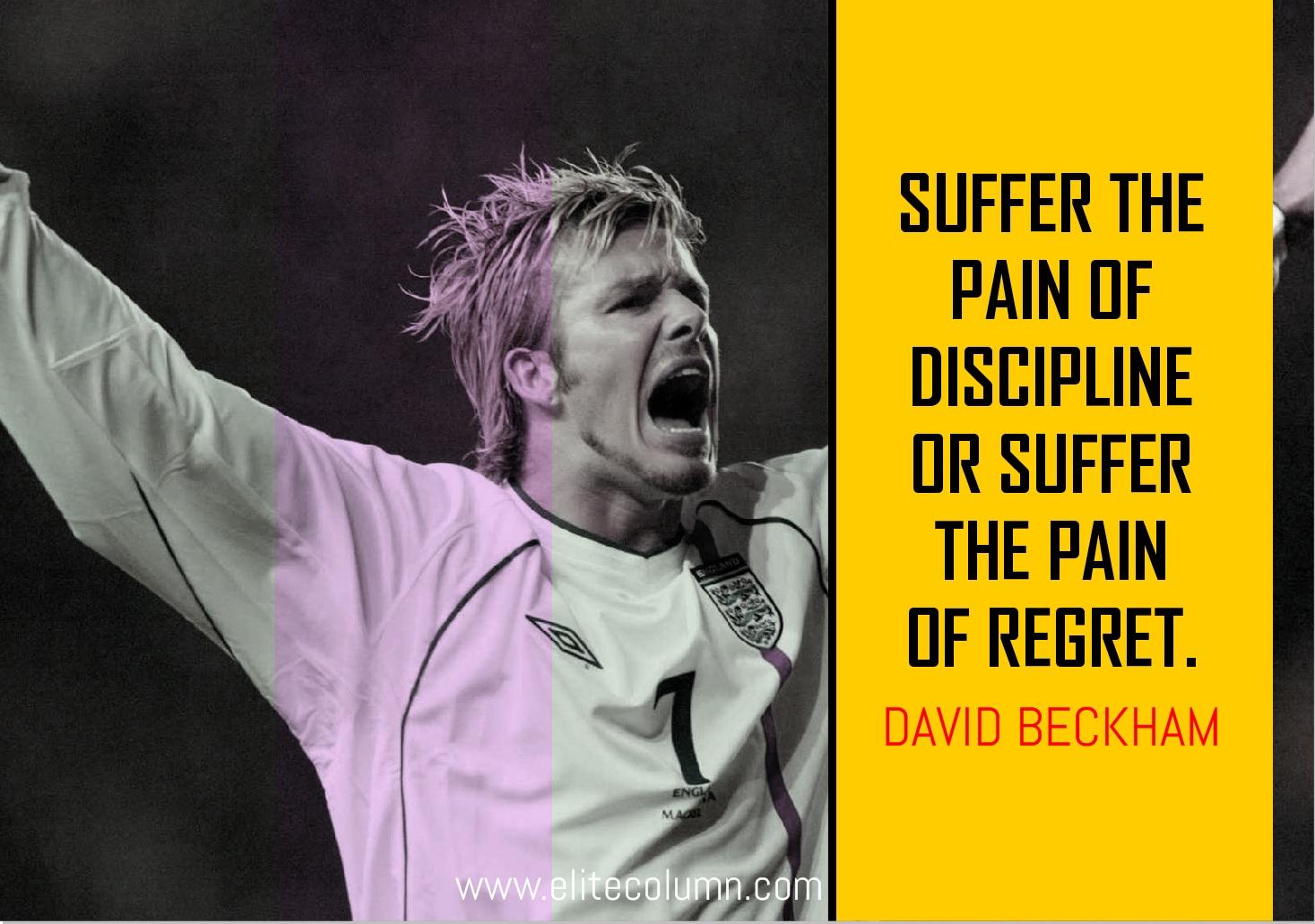 David Beckham Quotes (10)