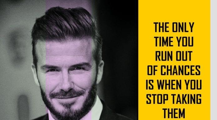 David Beckham Quotes (2)