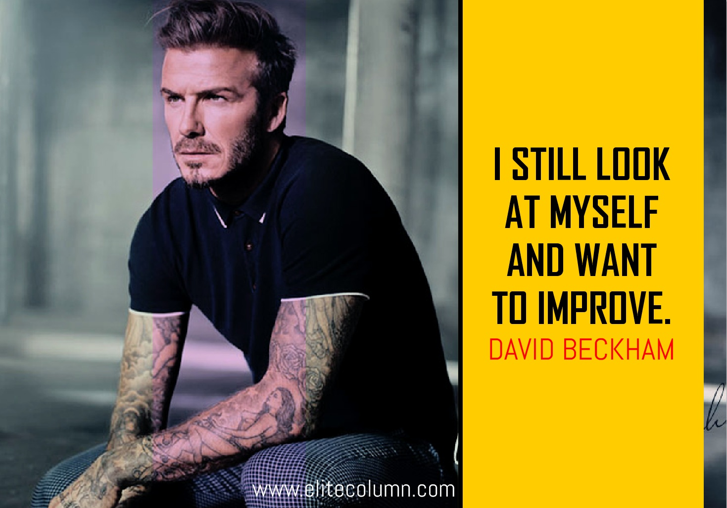 David Beckham Quotes 5 | EliteColumn