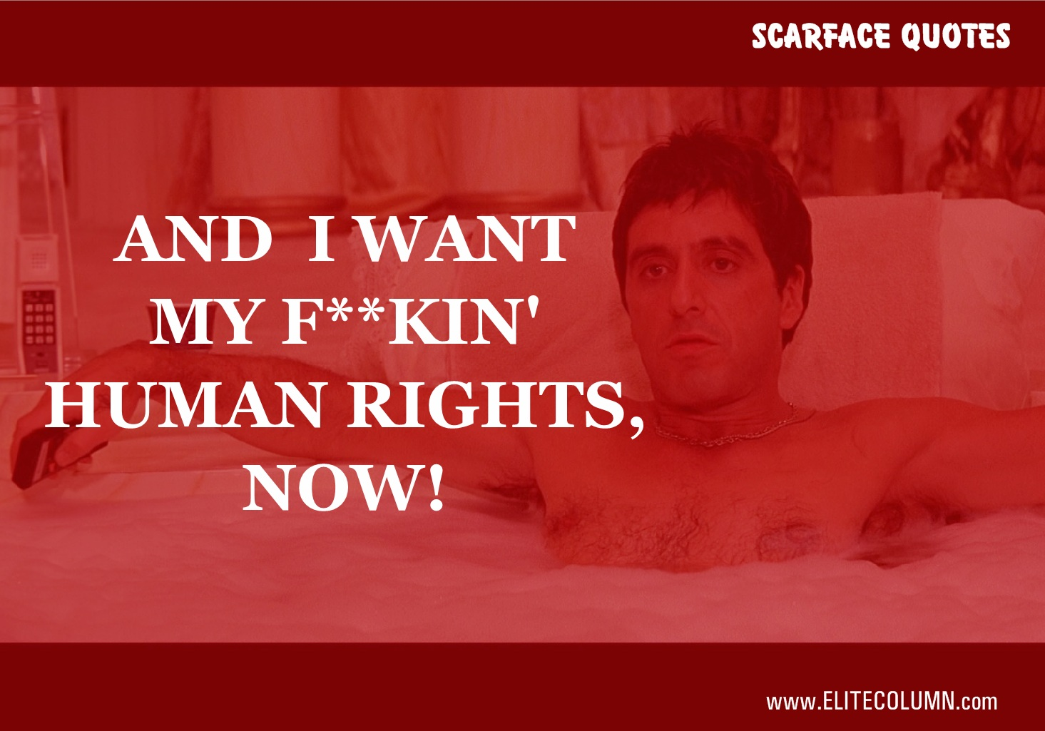 Scarface Quotes (10)