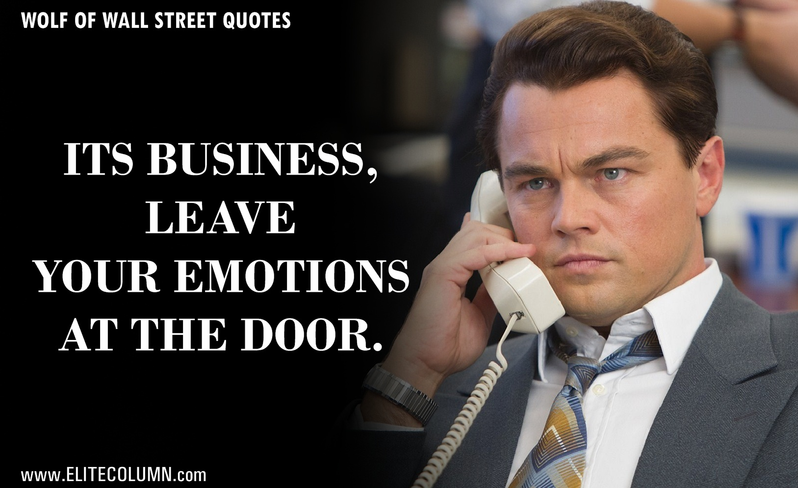 12 Epic Leonardo Dicaprio Quotes From The Wolf Of Wall