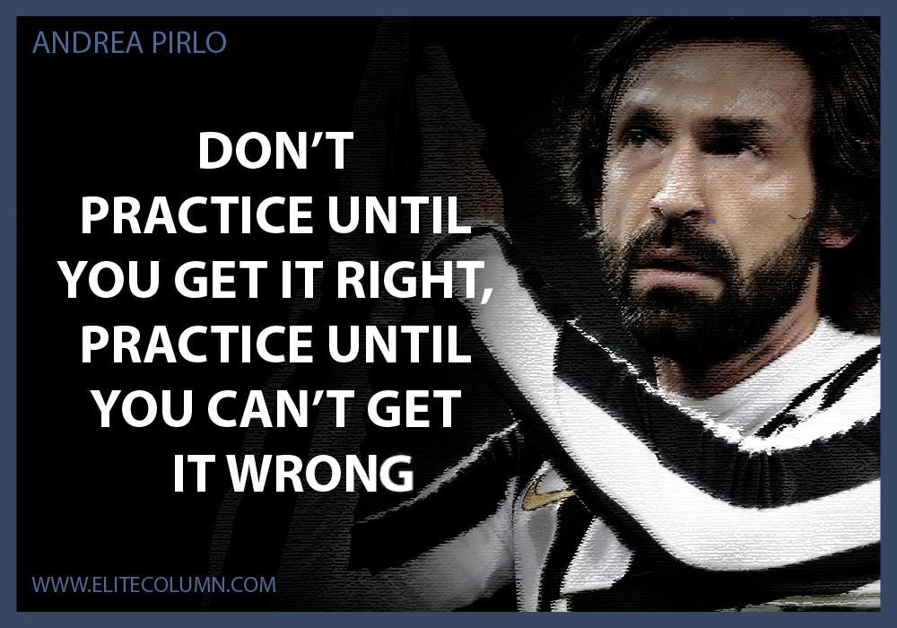 Andrea Pirlo Quotes (11)