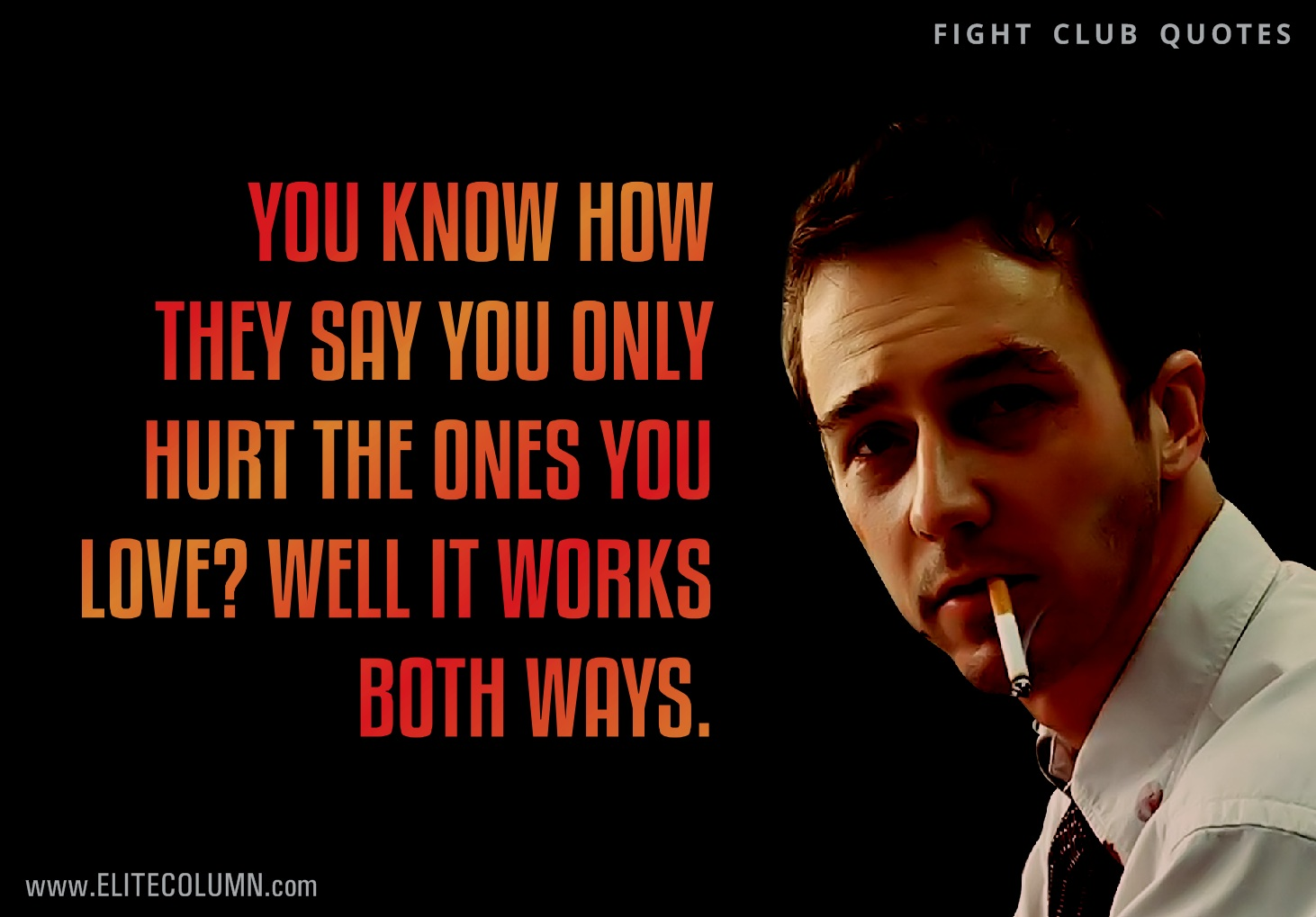 Fight Club Quotes 6 | EliteColumn