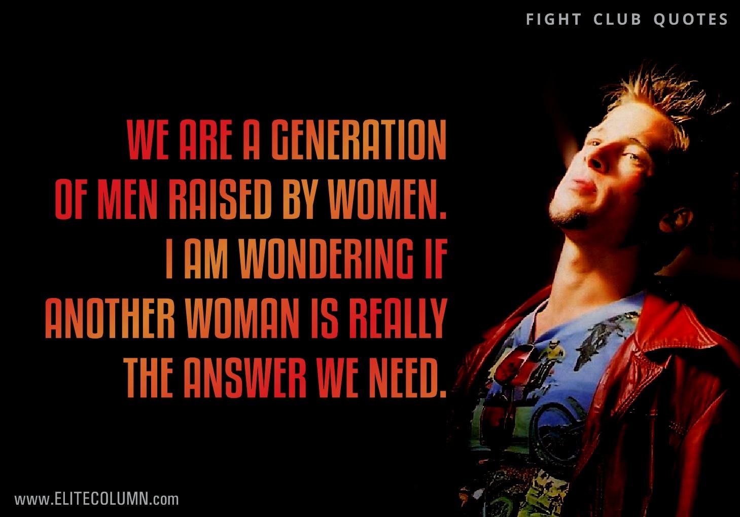 Fight Club Quotes (9)