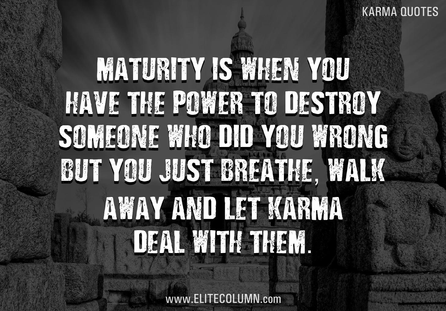 Karma Quotes (4)