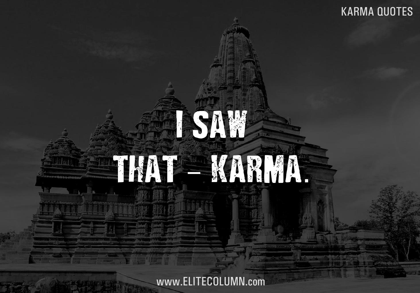 Karma Quotes (7)