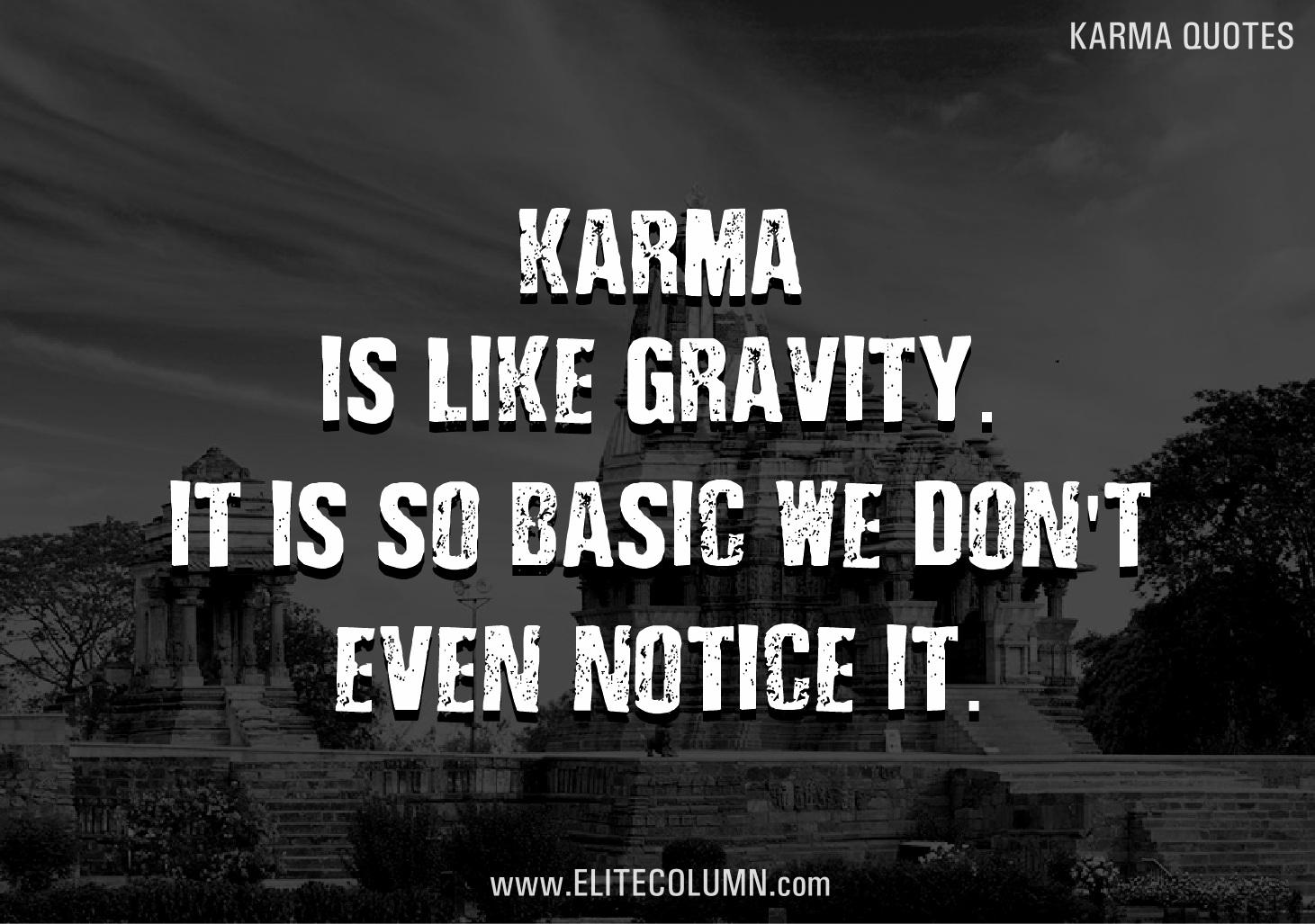 Karma Quotes (8)