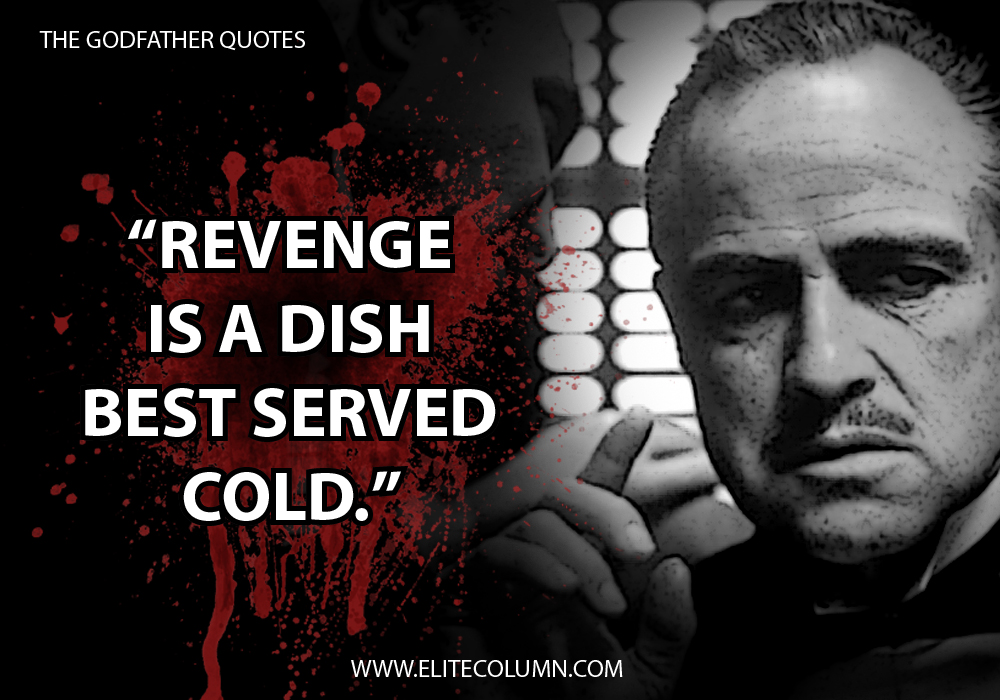 The Godfather Quotes (1)