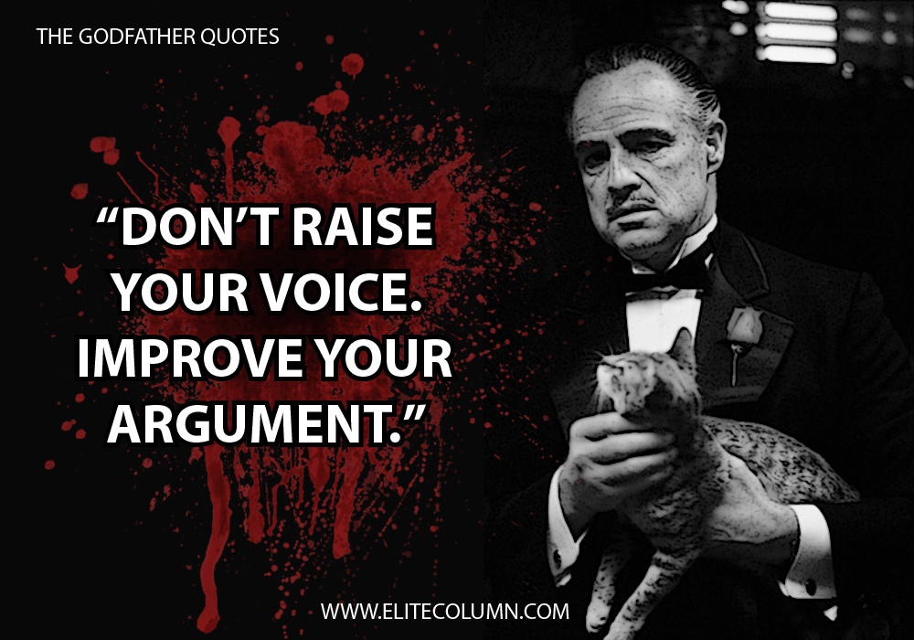 The Godfather Quotes (10)
