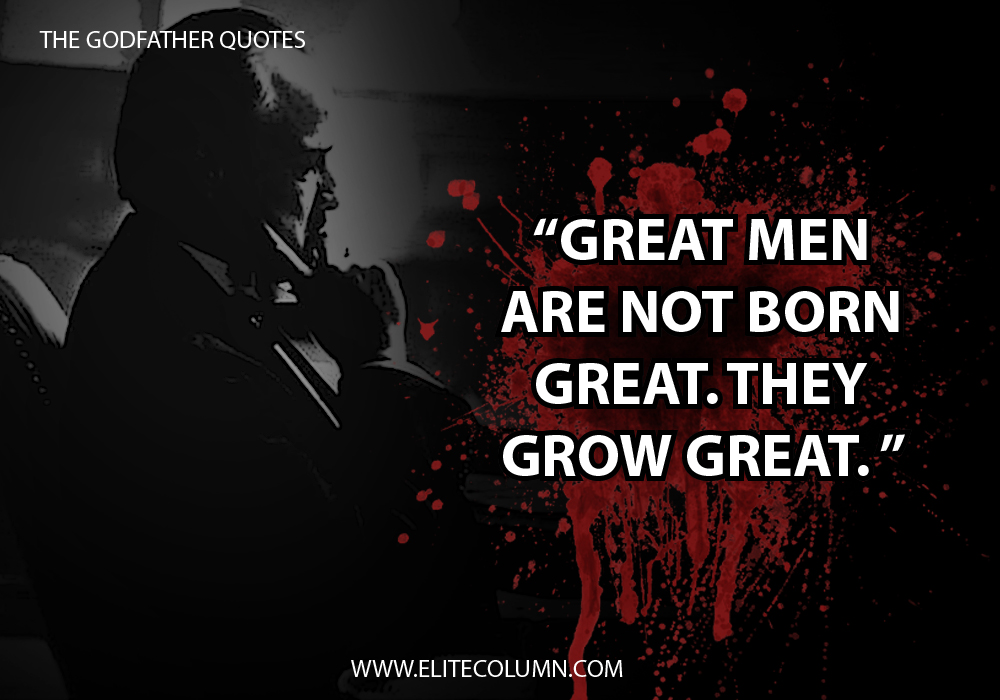 The Godfather Quotes (2)