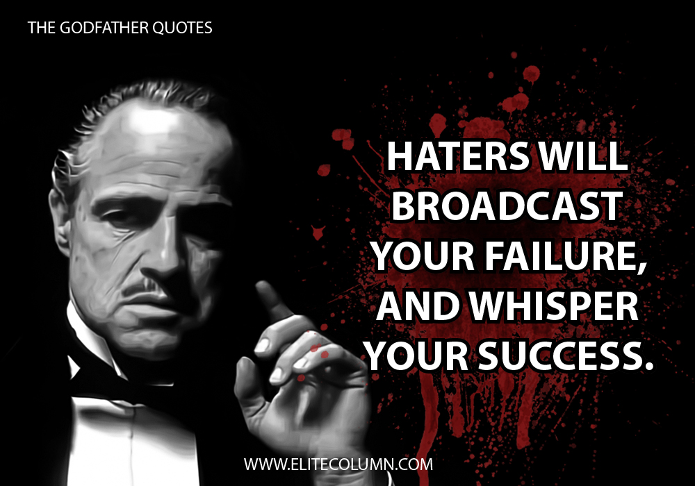 The Godfather Quotes (3)