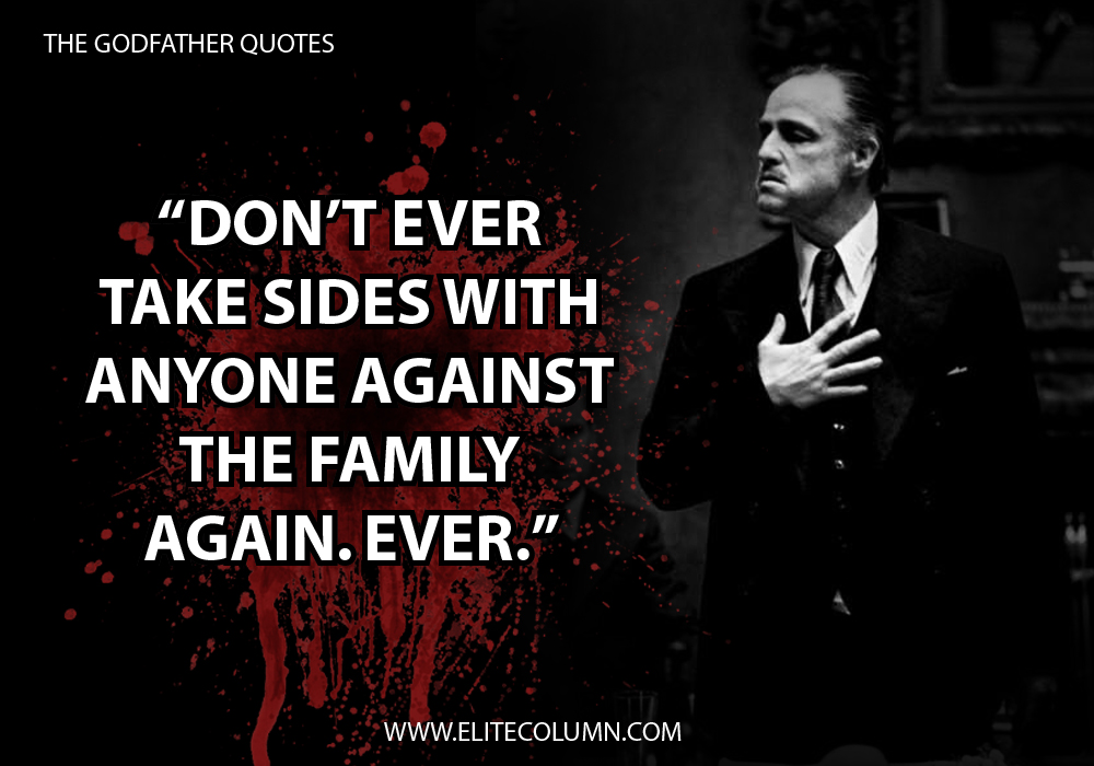 The Godfather Quotes (4)
