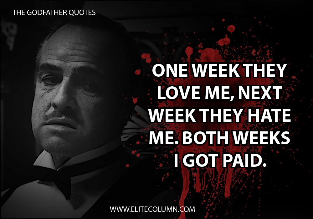 The Godfather Quotes (9)