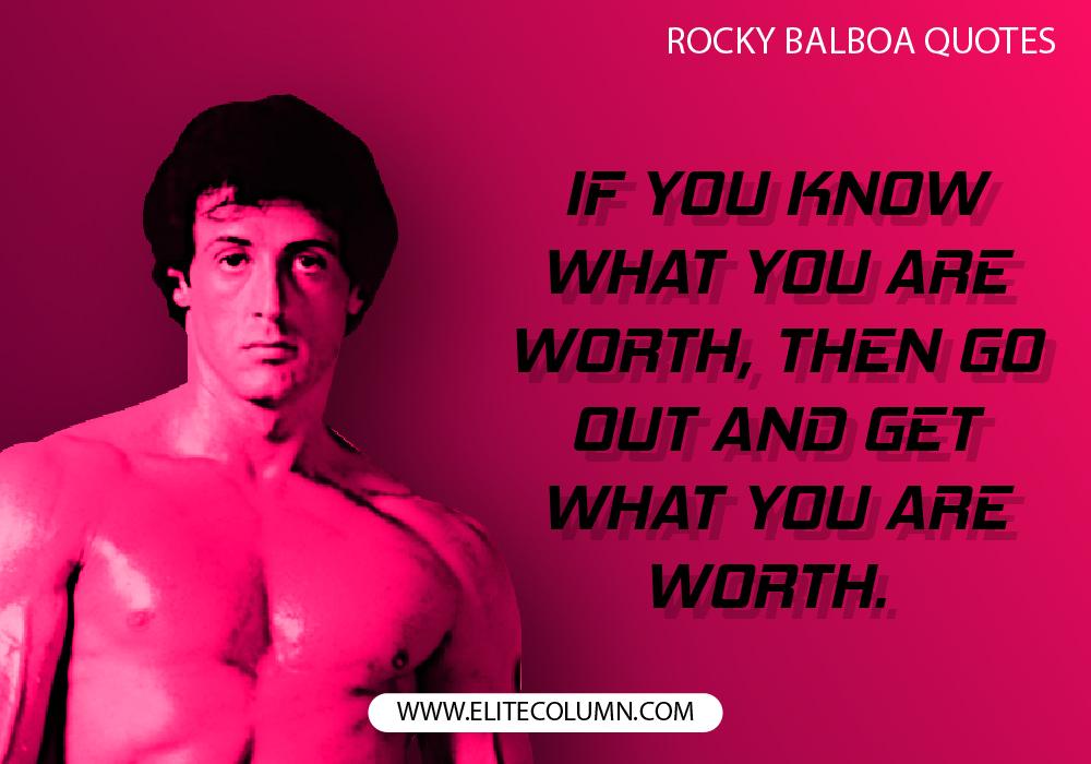 Rocky Balboa Quotes (1)