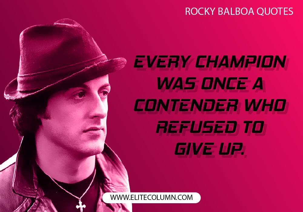 Rocky Balboa Quotes (3)