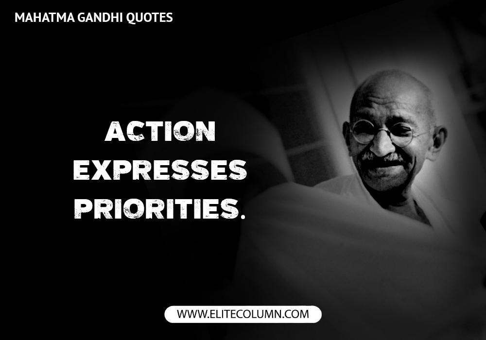 Mahatma Gandhi Quotes (11)