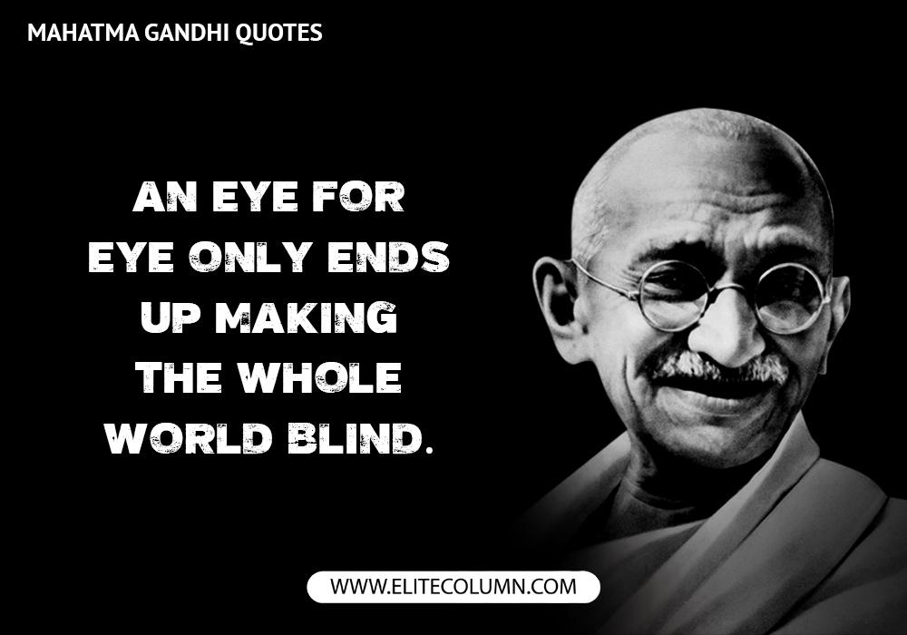 Mahatma Gandhi Quotes (3)