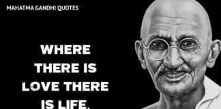 Mahatma Gandhi Quotes (4)