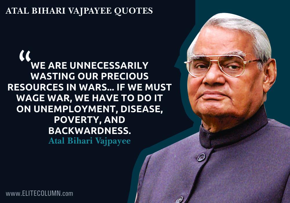 Atal bihari Vajpayee Quotes (10)