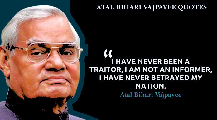 Atal bihari Vajpayee Quotes (4)