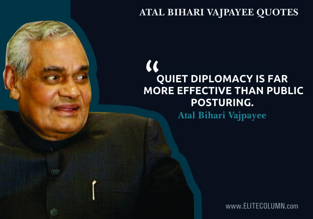 Atal bihari Vajpayee Quotes (5)