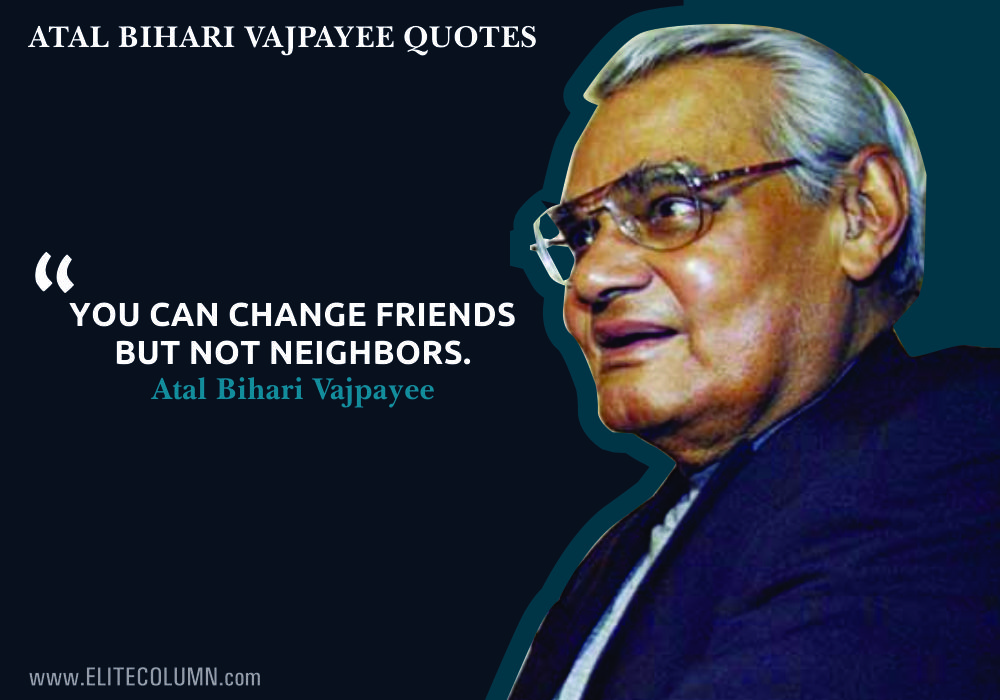 Atal bihari Vajpayee Quotes (6)