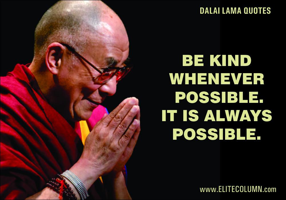 Dalai Lama Quotes (11)