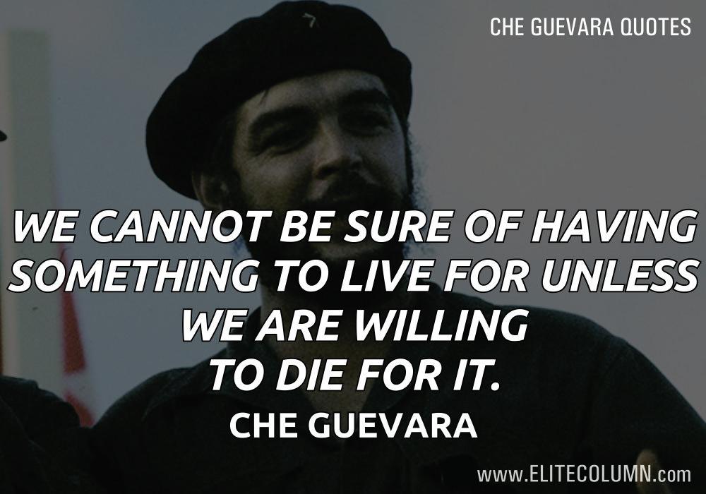 Che Guevara Quotes (11)