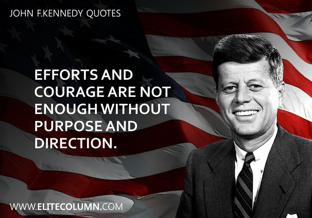 John F.Kennedy Quotes (3)
