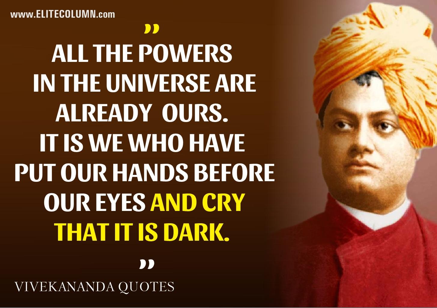 Vivekananda Quotes (2)