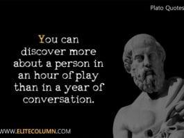 Plato Quotes (4)