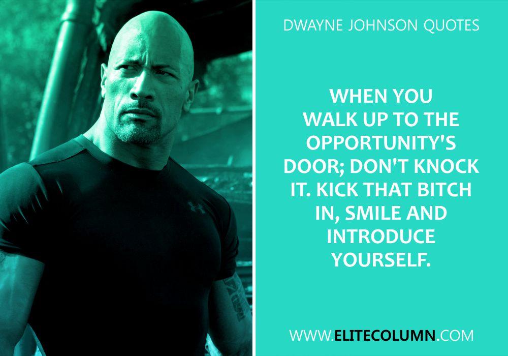 Dwayne Johnson Quotes (10)