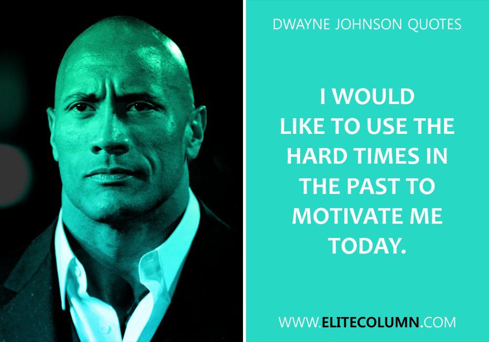 Dwayne Johnson Quotes (3)