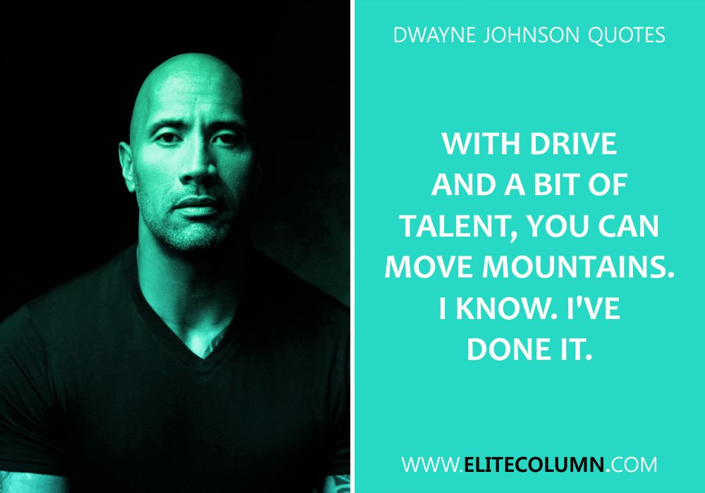 Dwayne Johnson Quotes (6)