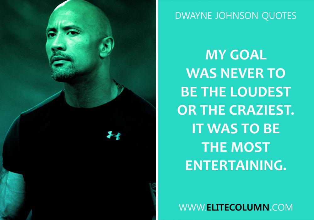 Dwayne Johnson Quotes (7)