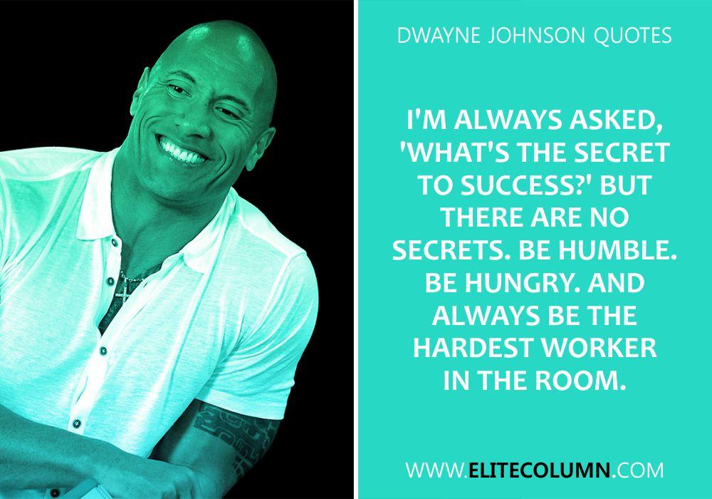 Dwayne Johnson Quotes (8)