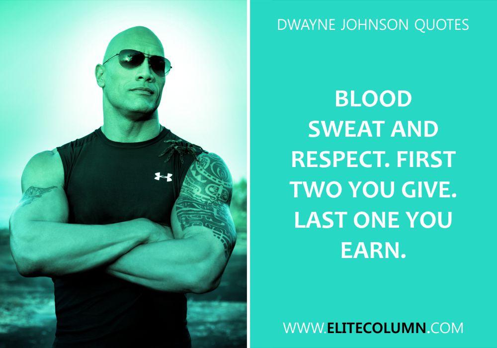 Dwayne Johnson Quotes (9)