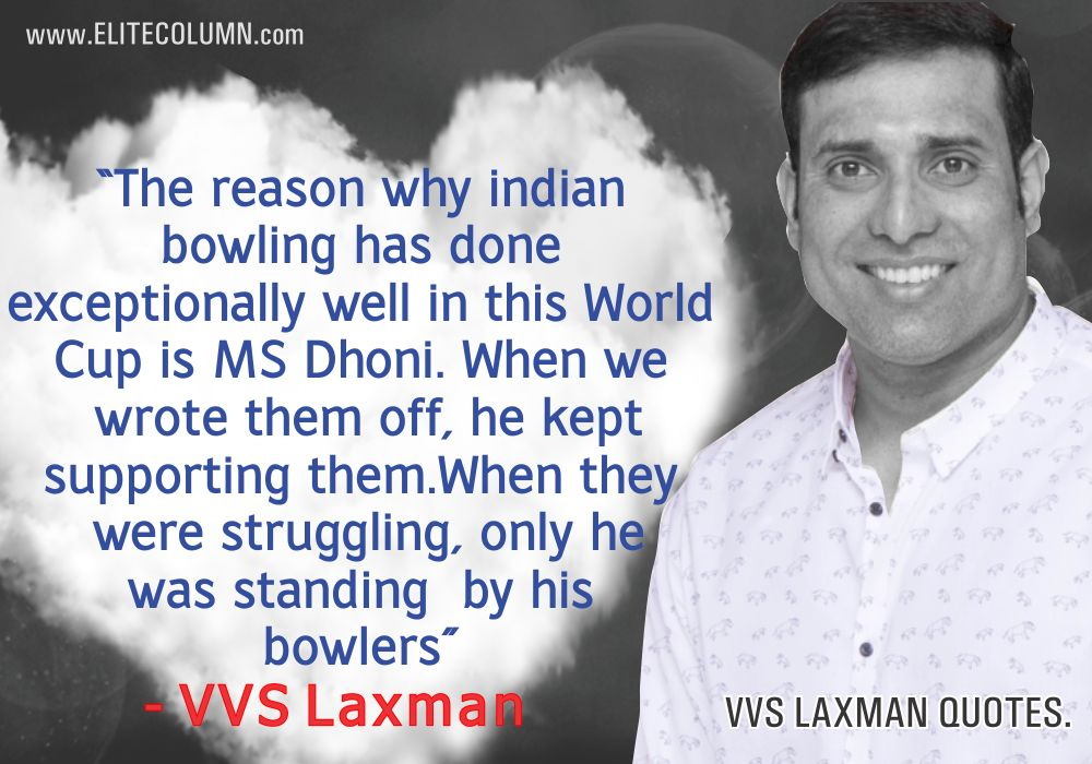 VVS Laxman Quotes (1)
