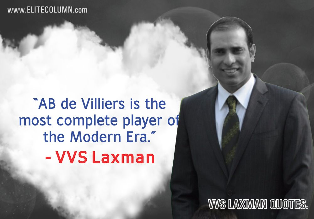 VVS Laxman Quotes (3)