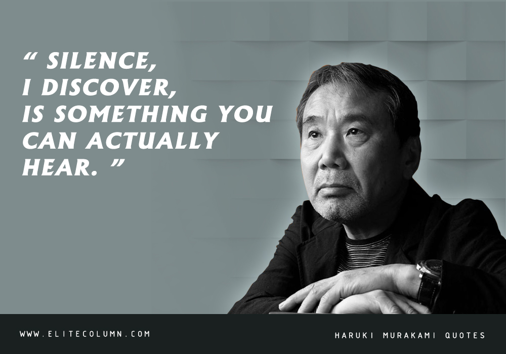 Haruki Murakami Quotes 38715 Loadtve