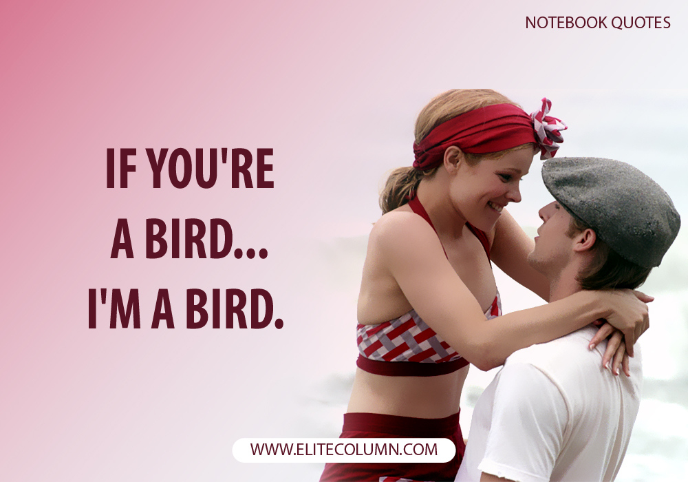 The Notebook Quotes (2)