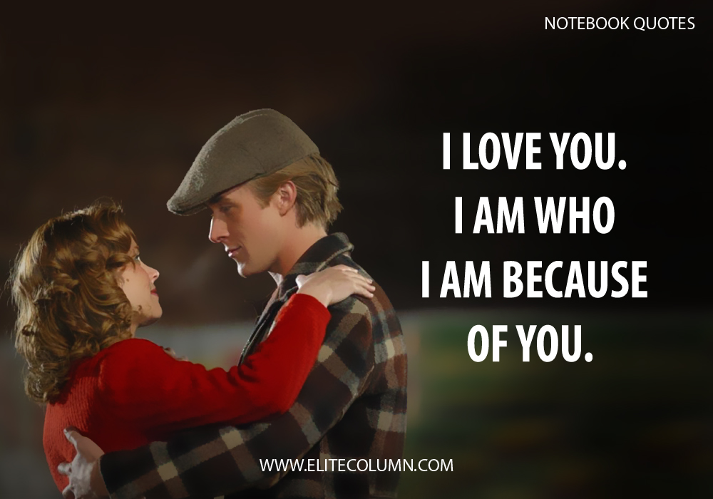 The Notebook Quotes (6)