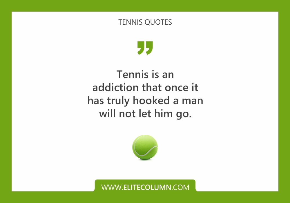 Tennis Quotes 4 | EliteColumn