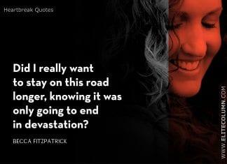 Heartbreak Quotes (12)