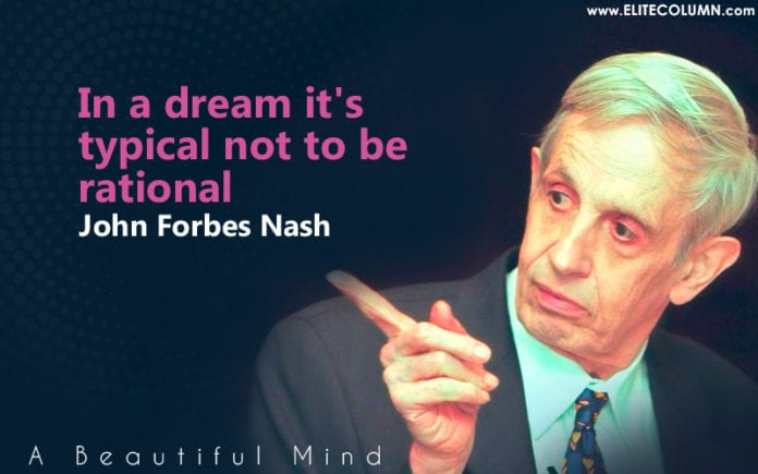 John Nash Quotes (1)