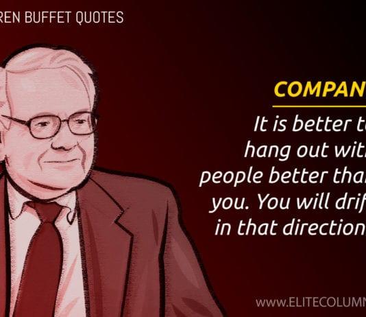 Warren Buffett Quotes Company