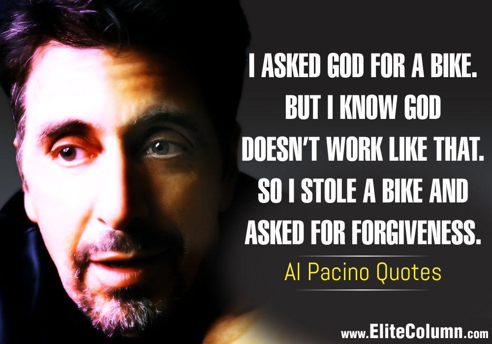 Al Pacino Quotes (2)