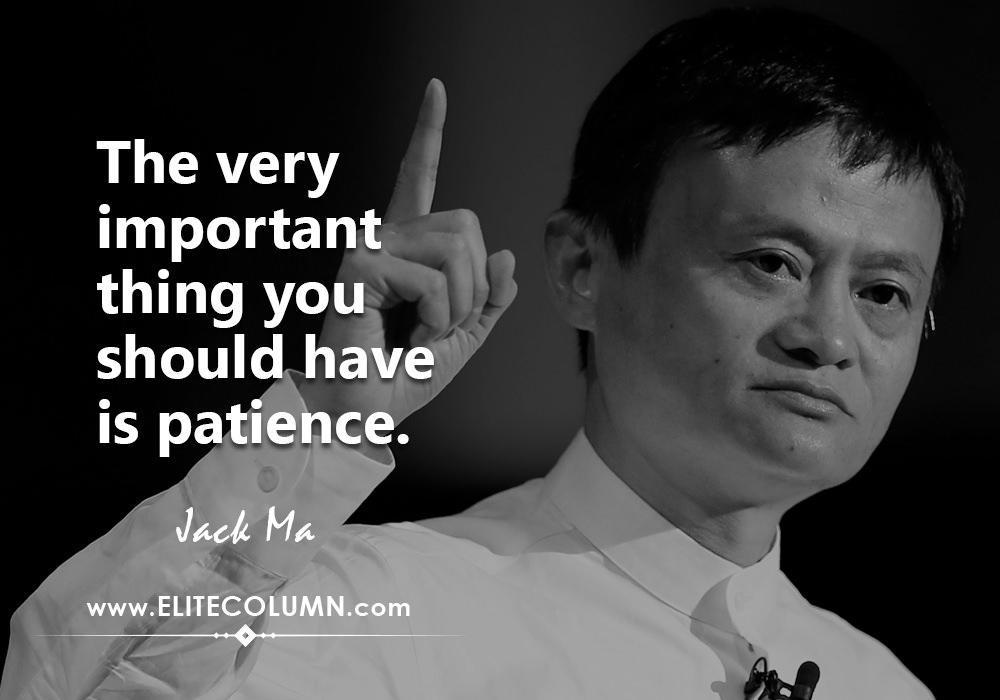 12 Best Influential Jack Ma Quotes Elitecolumn